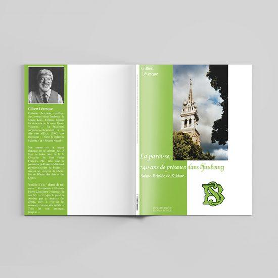 Édition - Paroisse Sainte-Brigide | Coquelicot design