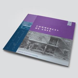 Brochure - Commerces du coin | Coquelicot design