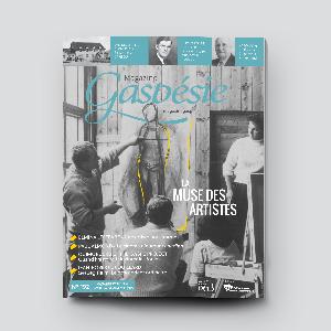 Magazine Gaspésie | Coquelicot design