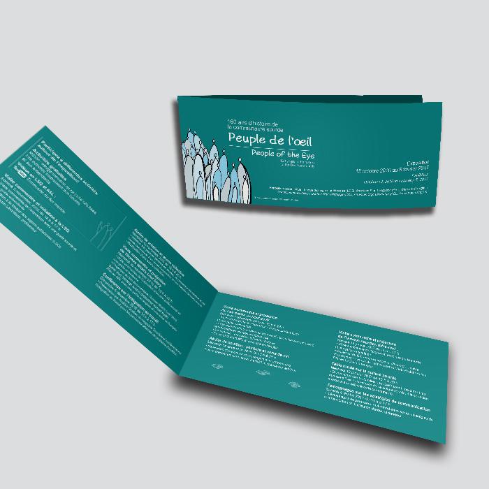 Cartons d'activités - Peuple de l'oeil | Coquelicot design
