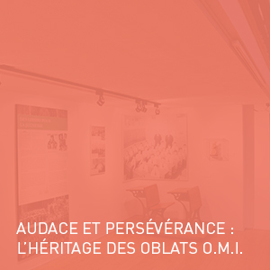 Exposition - Audace et persévérance: l