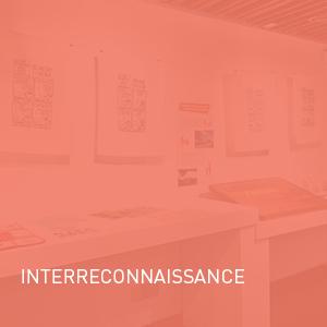 Exposition - InterReconnaissance | Coquelicot design
